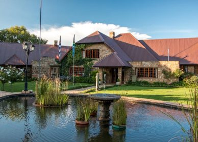 South Africa Luxury Hotel & Spa